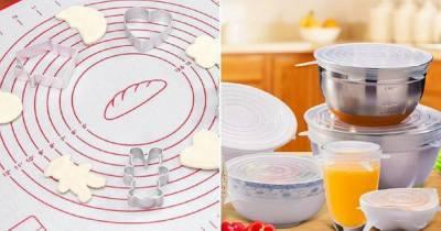 10 вещиц для кухни, которые сделают процесс готовки более функциональным и интересным
