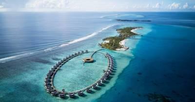 ФОТО. Мальдивская красота: роскошные коттеджи прямо на воде