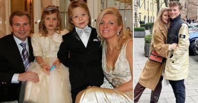 Дети Александра Малинина похожи на отца, Фрол и Устинья не тратят жизнь на развлечения